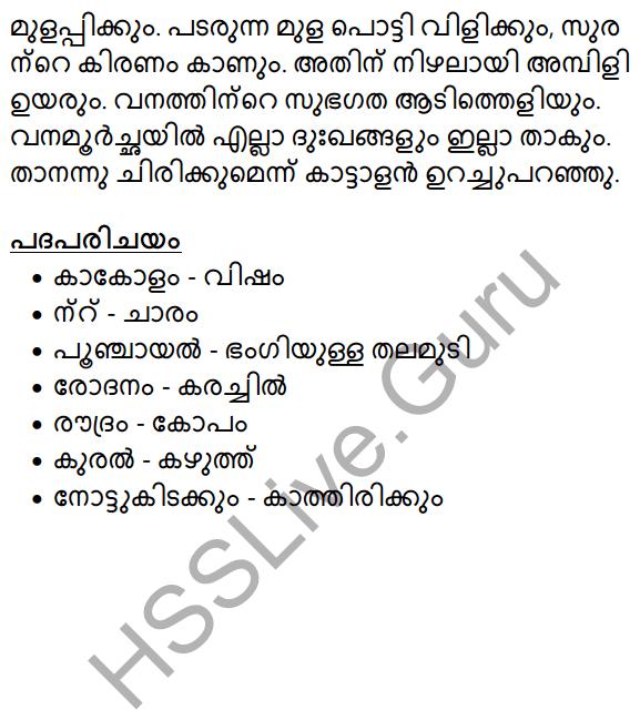 Kirathavritham Summary 17