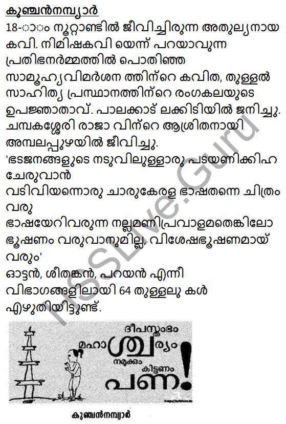Kollivakkallathonnum Summary 1