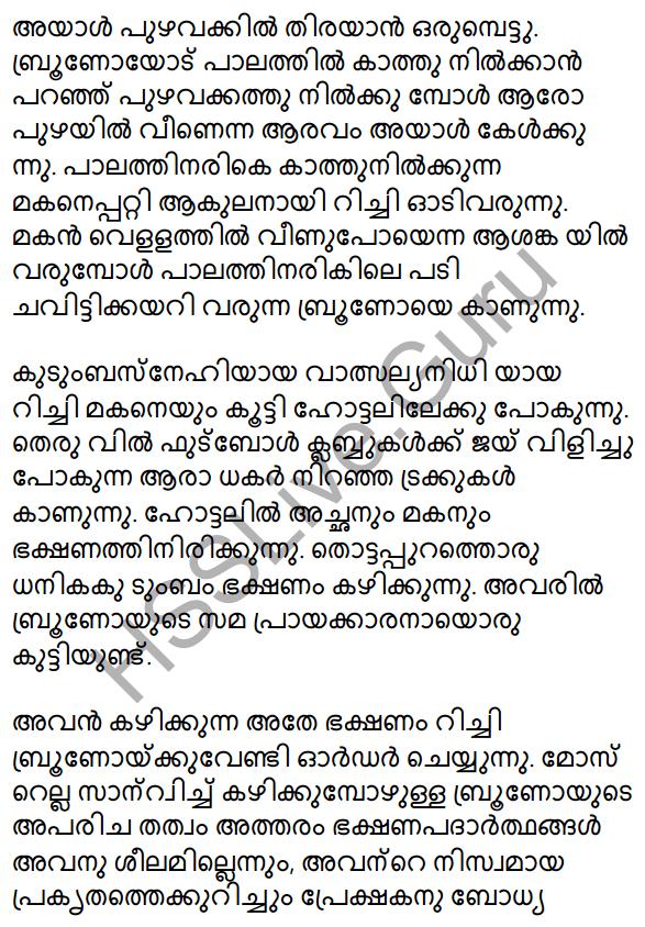 Plus One Malayalam Textbook Answers Unit 2 Chapter 3 Kazhinjupoya Kalaghattavum 17