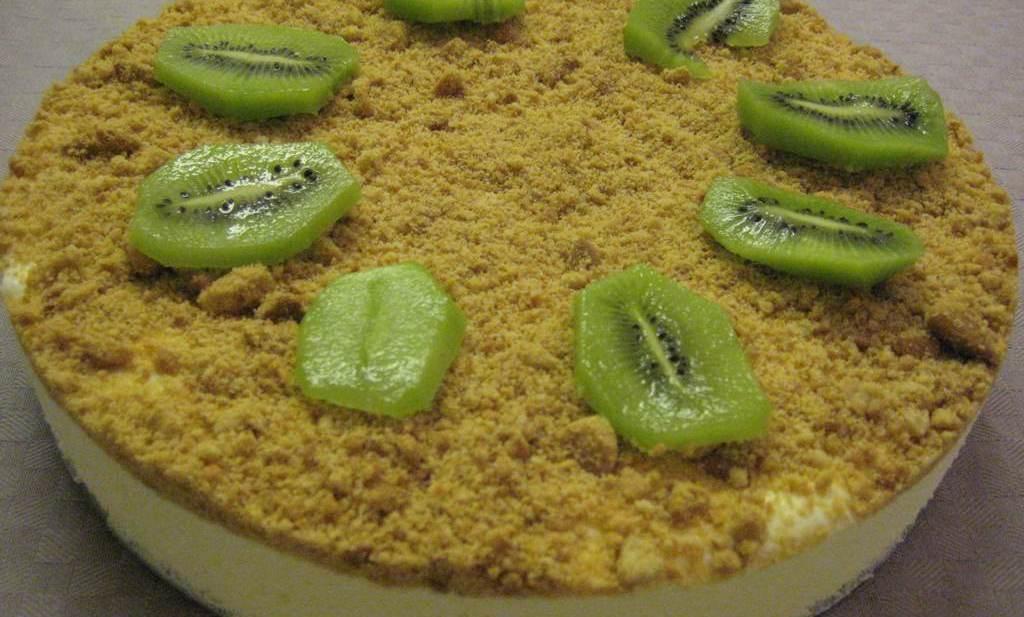 Cheesecake - Recept på H:ssons Skafferi