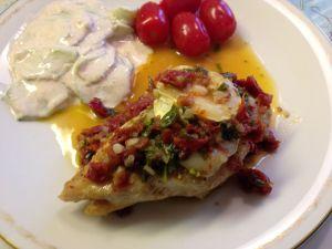Chicken Bryan - Recept på Hssons Skafferi
