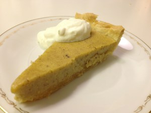 Sweet potato pie - Recept på Hssons Skafferi
