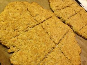 Havrescones - Recept från Hssons Skafferi
