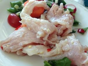 Ceviche på tonfisk - Recept ur Hssons Skafferi