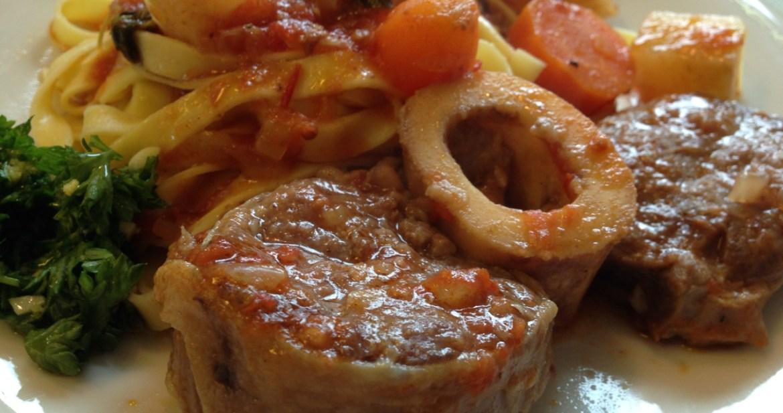 Osso buco - Recept från Hssons Skafferi