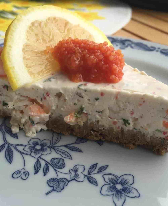 Skagencheesecake – Recept från Hssons Skafferi