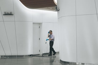 how to get janitorial jobs