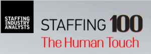staffing industry analysts top 100