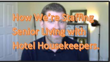 How We're Helping Senior Living Facilities with Hotel Staff