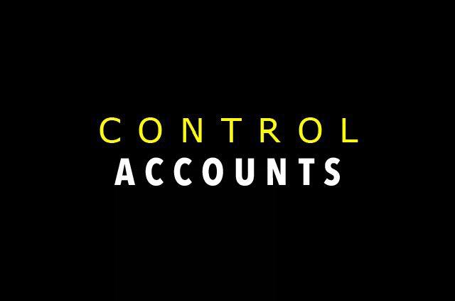 Control Account