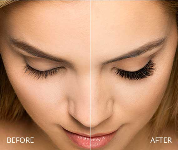 eyelash extensions in new