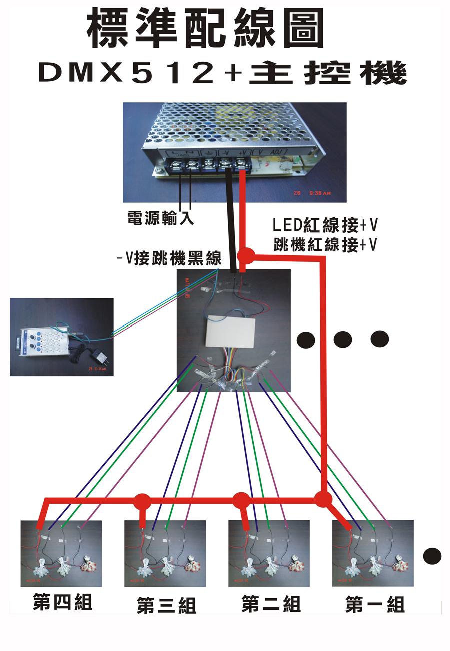 hight resolution of wiring legitimate dmx512 control download