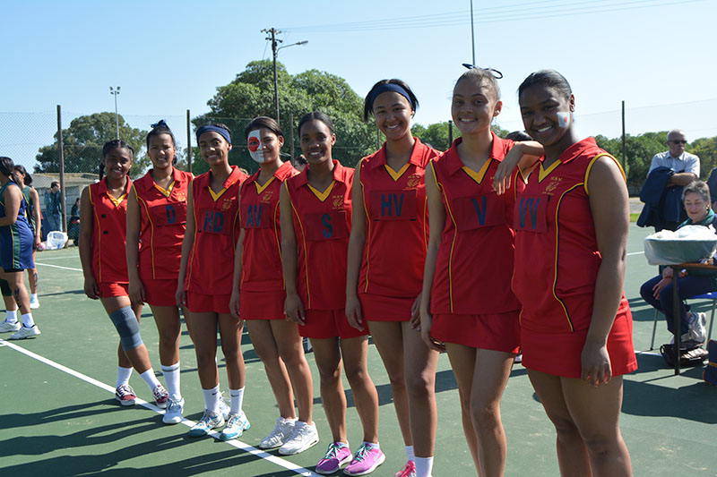 Interskole Graafies vs Vellies Netbal
