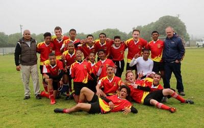 Rugby Hoërskool Velddrif vs Tulbagh