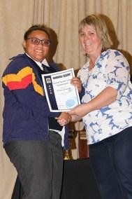 Hoërskool Velddrif se Erkenningsaand 2019 (42)