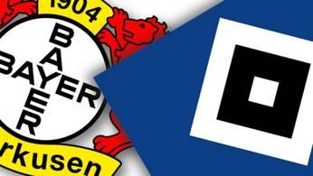 Tickets Bayer – HSV verfügbar