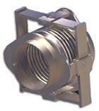 gimbal pipe bellows