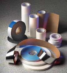 pressure sensitive adhesive backing