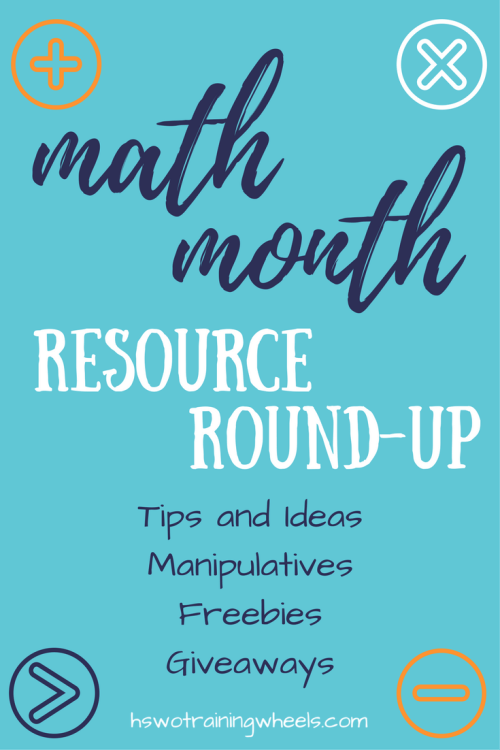 Our favorite multi age homeschool resources homeschooling without join us for a roundup of math resources manipulatives freebies and giveaways fandeluxe Gallery