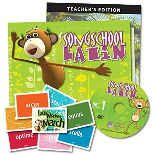 Our favorite multi age homeschool resources homeschooling without move on to minimus secundus next song school latin fandeluxe Gallery
