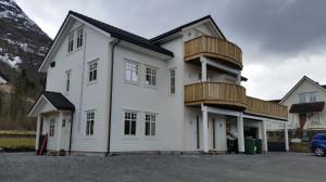 Svein H. Bjørdal hus