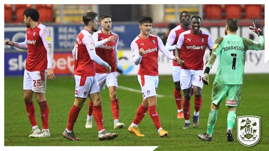 OVERVIEW: ROTHERHAM UNITED (H) – News