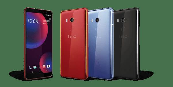 HTC U11 EYEs 旗艦照相 智慧雙眼 2018打頭陣 強攻女性自拍市場