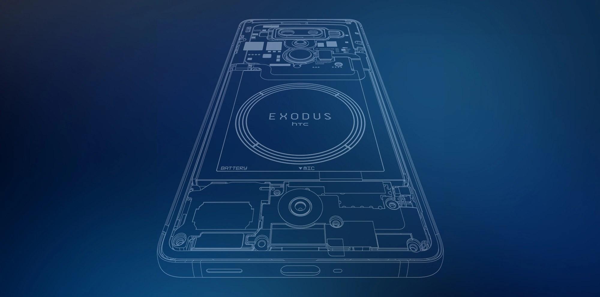 HTC EXODUS 1 為全球用戶帶來更完整的隱私與安全防護