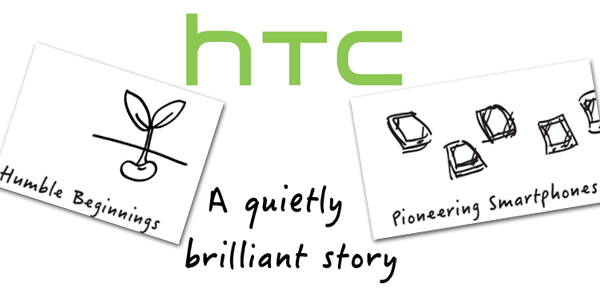 The quietly brilliant story of HTC