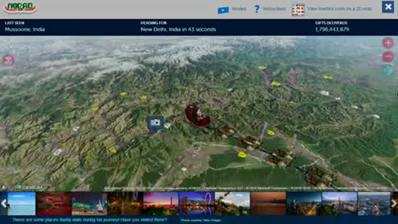 Santa has started his route. Track him here live
