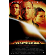 armageddon movie poster 27