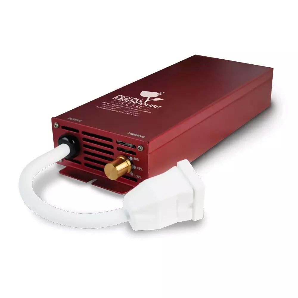 medium resolution of digital greenhouse 1000 watt slim hps mh ballast