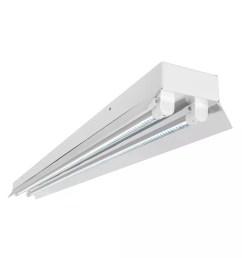 htg supply 4 2 lamp t5 led light [ 1200 x 1200 Pixel ]