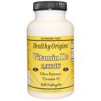 Healthy Origins Vitamin D3 5000 IU 360 Softgels維生素D3 維他命D3 – iHerb優惠碼LUH757 iHerb海淘攻略教程 iHerb最新優惠促銷 ...