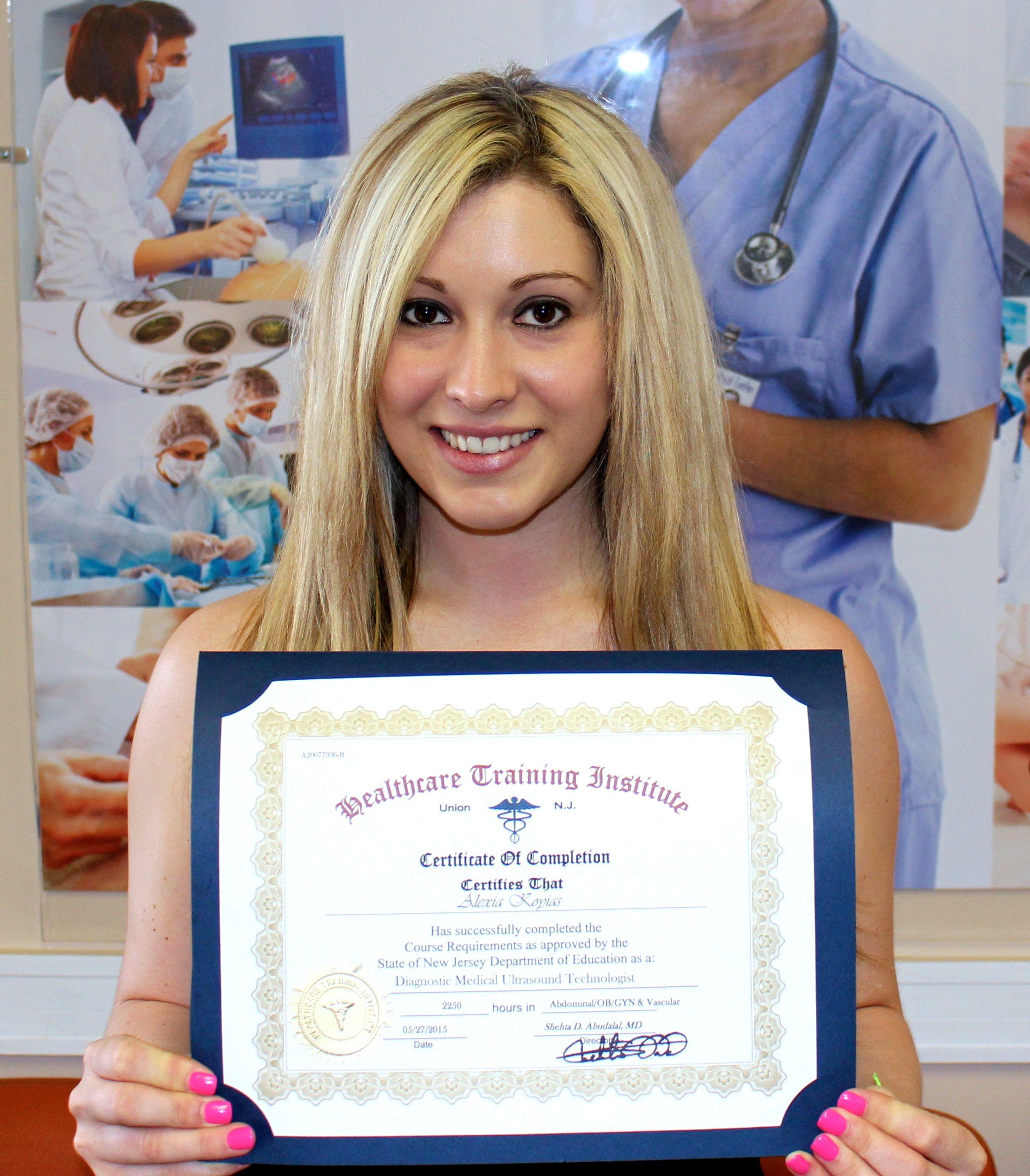 Alexia Kopias  Healthcare Training Institute