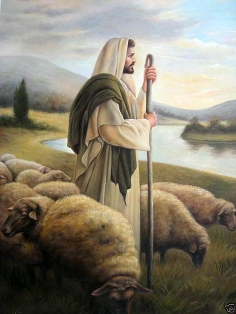 Journeys with Joseph  A Shepherd Who Wants Us in the Flock  Holy Trinity Lutheran Church