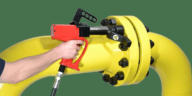 Norbar Pistol Grip PneuTorque® Multiplier