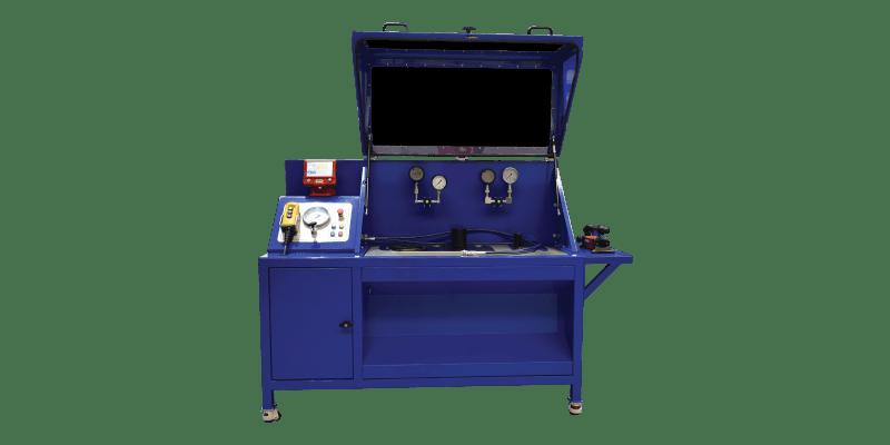 Combination Torque & Gauge Calibration Rig