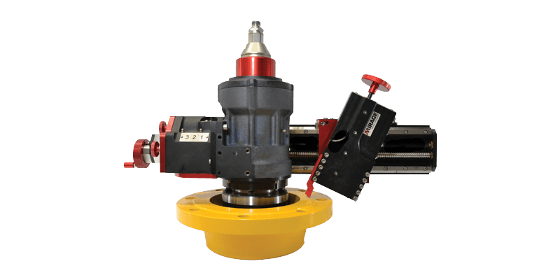 Enerpac MM1000i Flange Facing Machine (153mm - 1000mm)