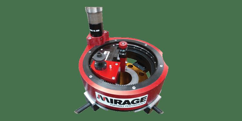 Enerpac MM200e Flange Facing Machine (0mm - 203mm)