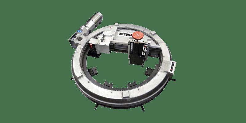 Enerpac MM600e Flange Facing Machine (0mm - 610mm)