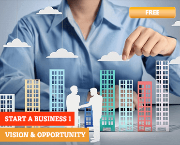 Starting a Business 1 Vision and Opportunity - how to learn online