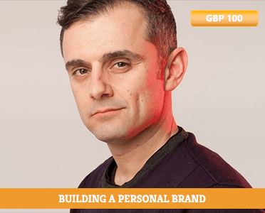 Building a Personal Brand by Gary Vaynerchuk - How to build a personal brand - Online course - How to learn online