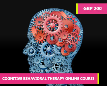 cognitive-behavioral therapy-online course-cbt training-online- cognitive behavioral therapy-online-learning