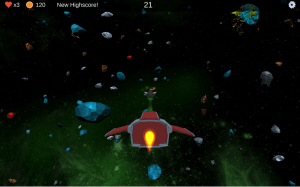 Space Adventure Gameplay