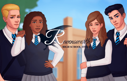 Ravensworth High School Chat story game