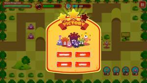 Monster Tower Defense 2 stars