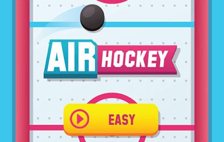 Air Hockey HTML5 featured