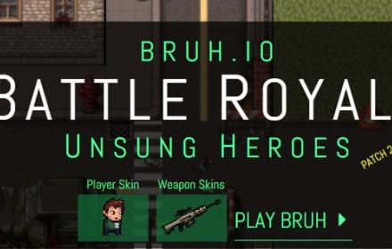 Battle Royale Unsung Heroes