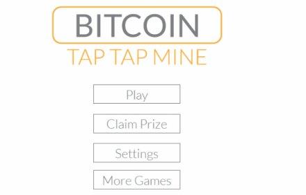 Bitcoin-Tap-Tap-Mine